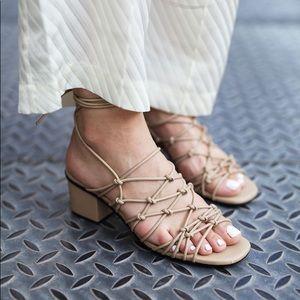 Authentic Chloe Jamie Sandal Heel